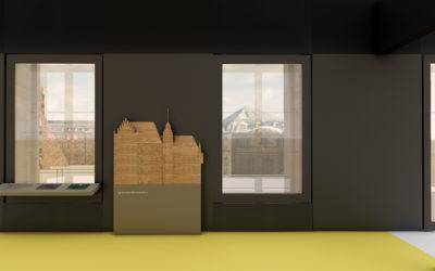 Centre d'Interprétation de l'Architecture et du Patrimoine de Guebwiller, en cours