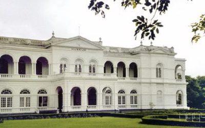 Le Colombo National Museum, 2001, Colombo, Sri Lanka