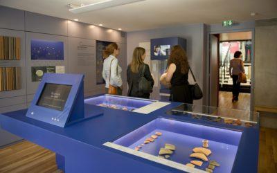 La Villa, Centre d'Interprétation du Patrimoine archéologique, inaugurée en 2014 à Dehlingen, Grand Est