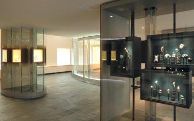 La Galerie du Patrimoine, Manufacture Jaeger-LeCoultre, inauguré en 2007, Le Sentier, Suisse