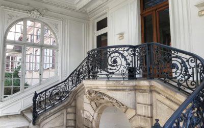 La Neuenbourg, Centre d'Interprétation de l'Architecture et du Patrimoine de Guebwiller, 2019