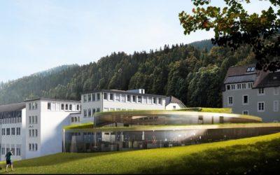 Le Musée-atelier de la manufacture Audemars Piguet, 2020, Le Brassus, Suisse